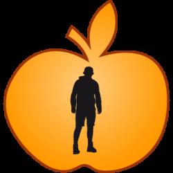 Aufkleber, Flyer, Plakate und vieles mehr als Apfel